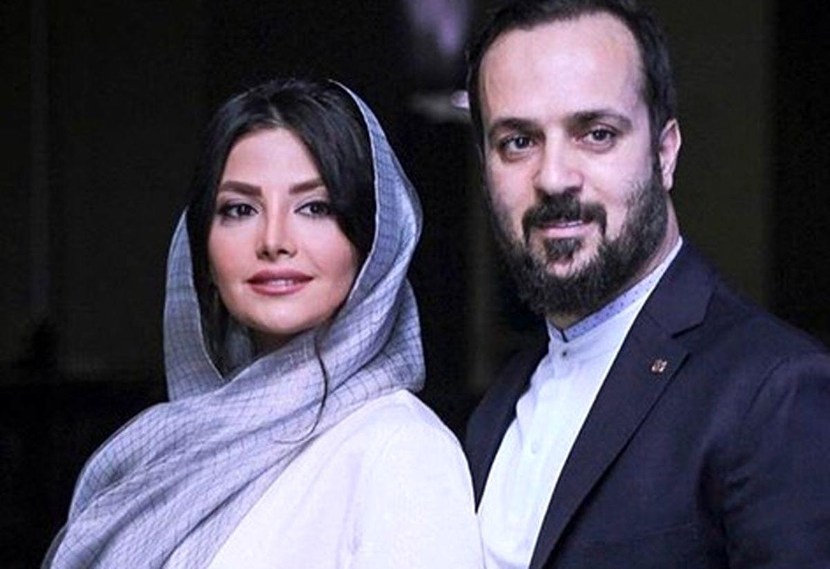 همسر احمد مهران فر