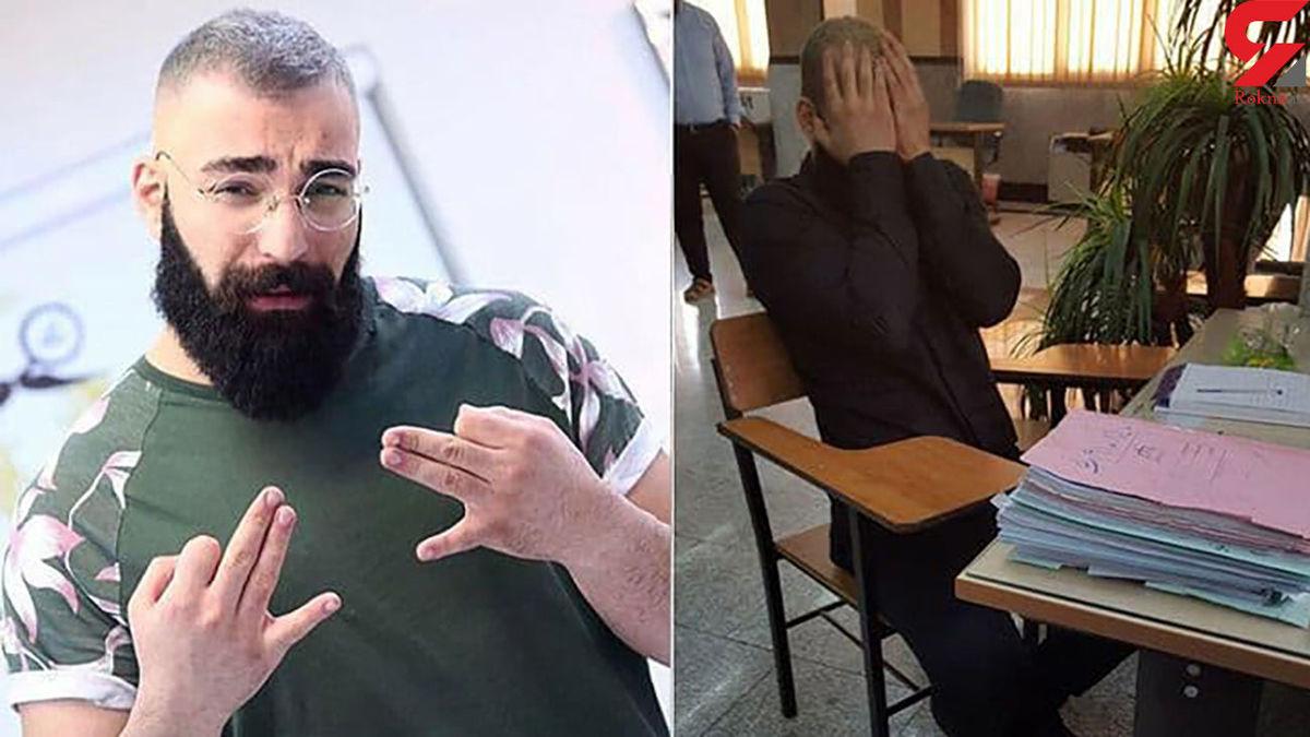 حکم اعدام حمید صفت اجرا می شود + عکس