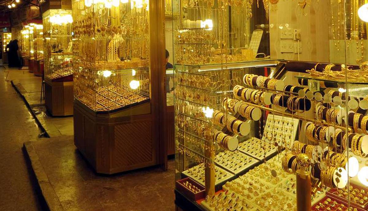 قیمت طلا امروز شنبه 13 دی گران می شود ؟