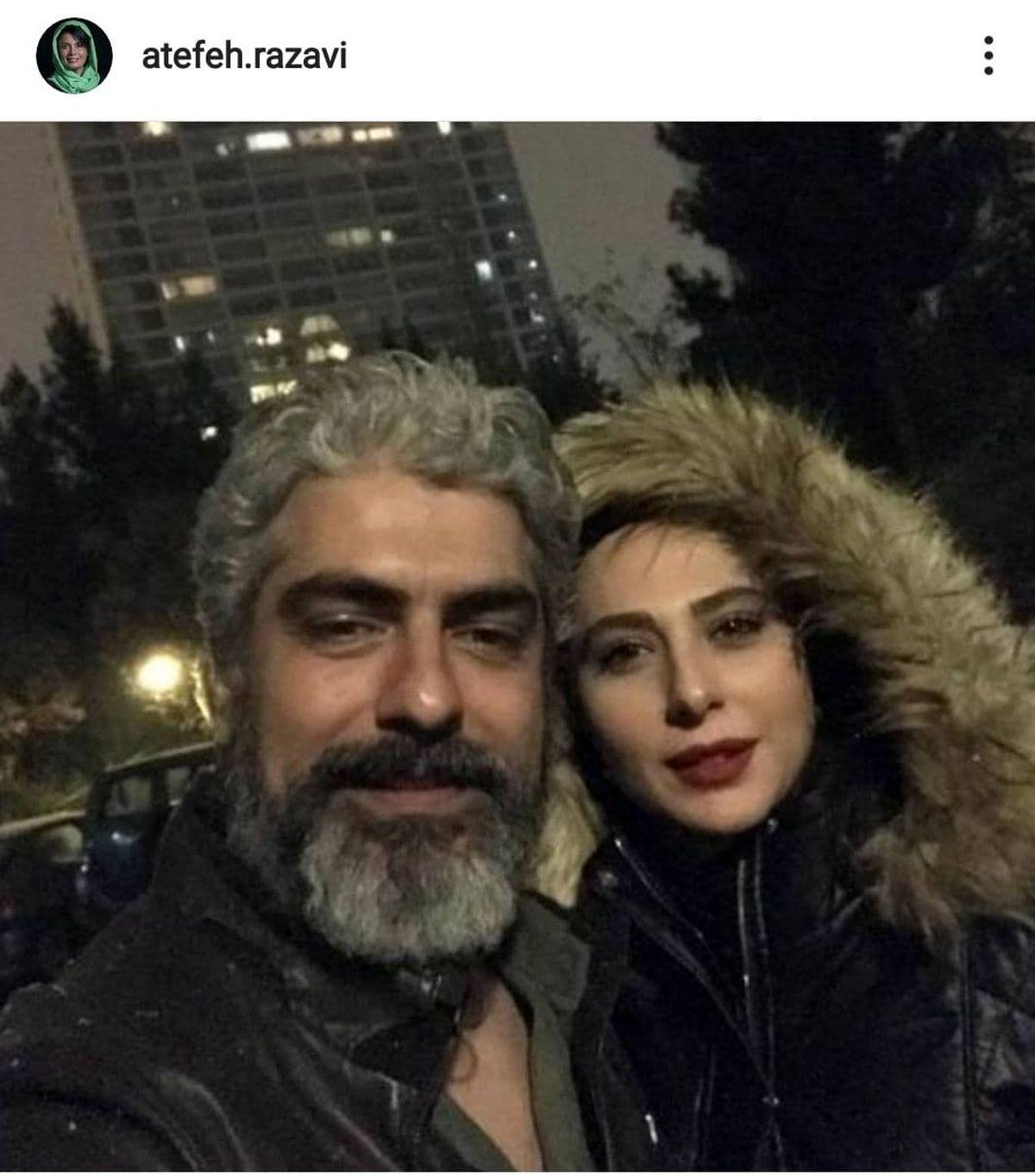 هواپیمای شخصی مهدی پاکدل سوژه شد + عکس