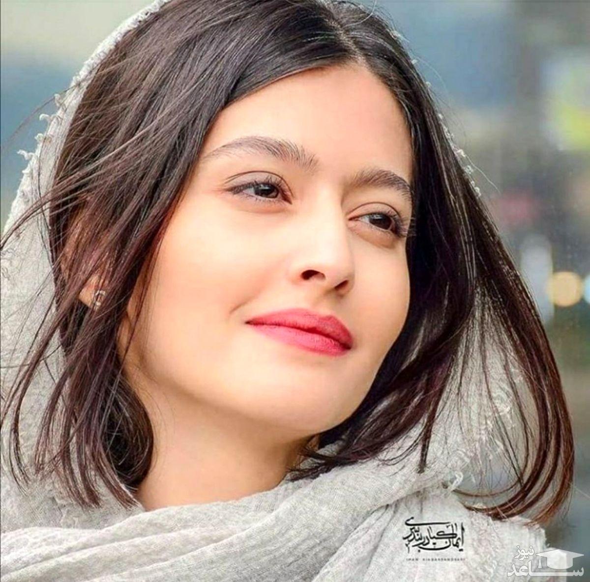 پست نامتعارف خانم بازیگر جنجالی شد / بازیگر جوان در فکر مهاجرت ! + عکس