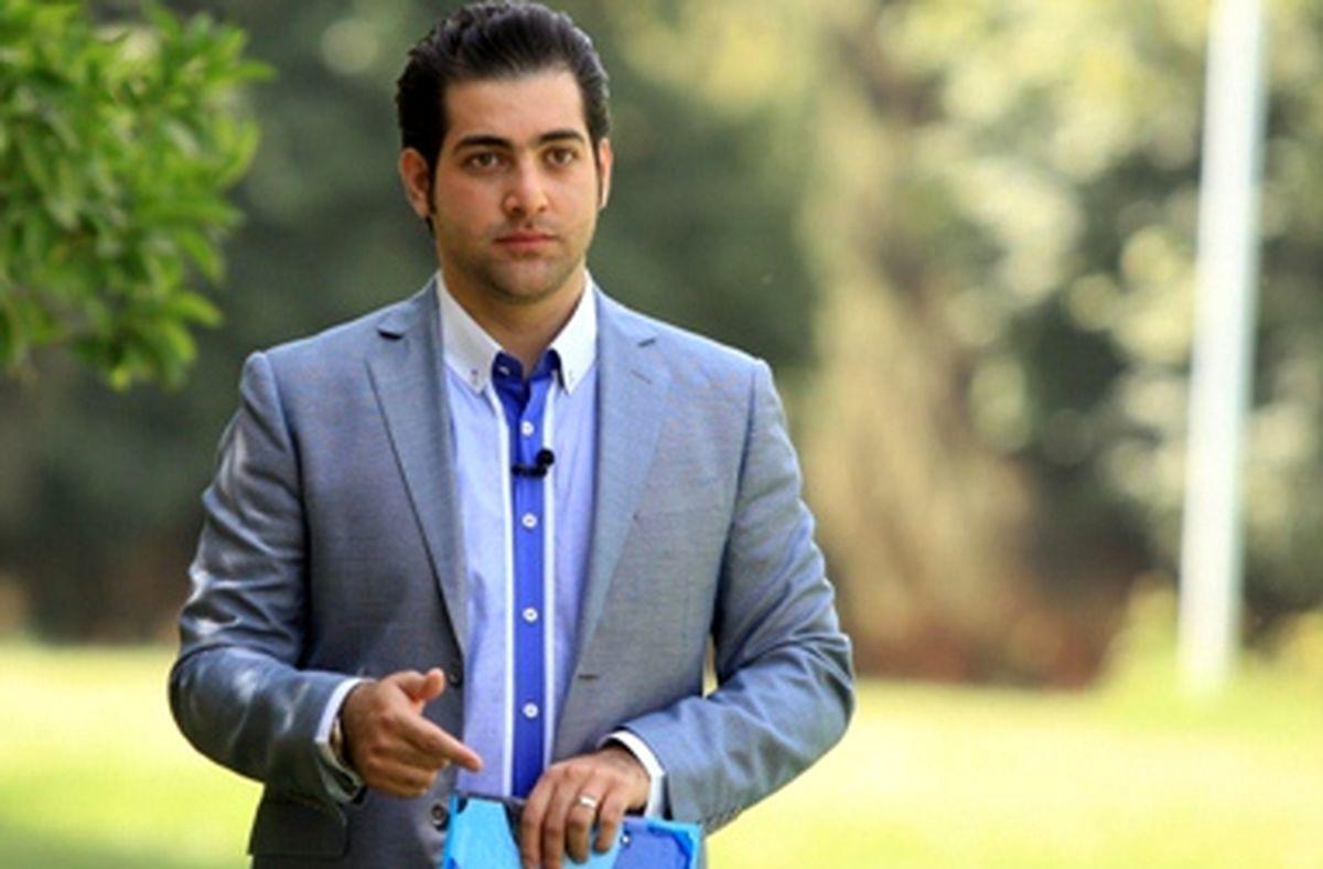 ماشین میلیاردی مجری معروف تلوزیون + عکس