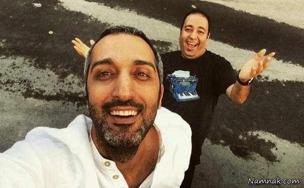 امیرمهدی ژوله و علی اوجی