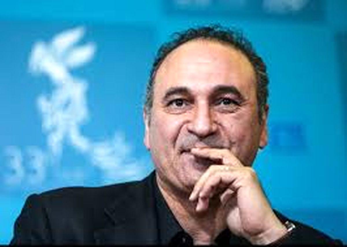 حمید فرخ نژاد با تیپ نامتعارف + عکس