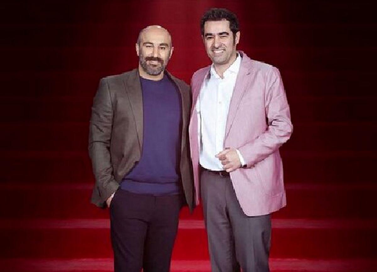 رقص تاریخی شهاب حسینی با محسن تنابنده جنجالی شد + فیلم