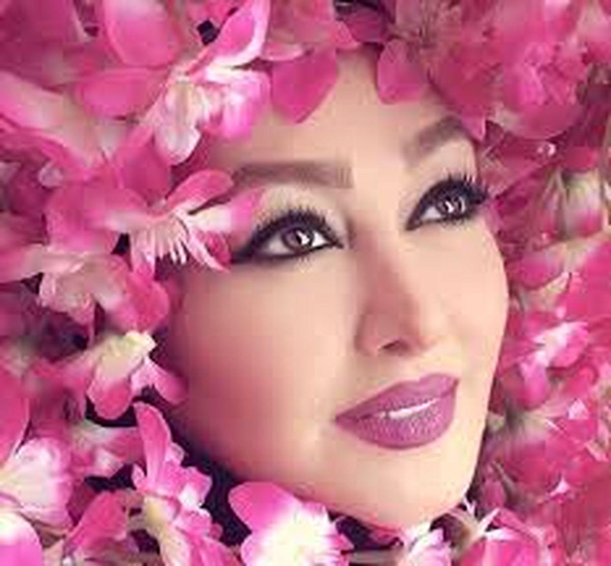 مراسم ازدواج فوق لاکچری الهام حمیدی جنجالی شد + عکس لورفته