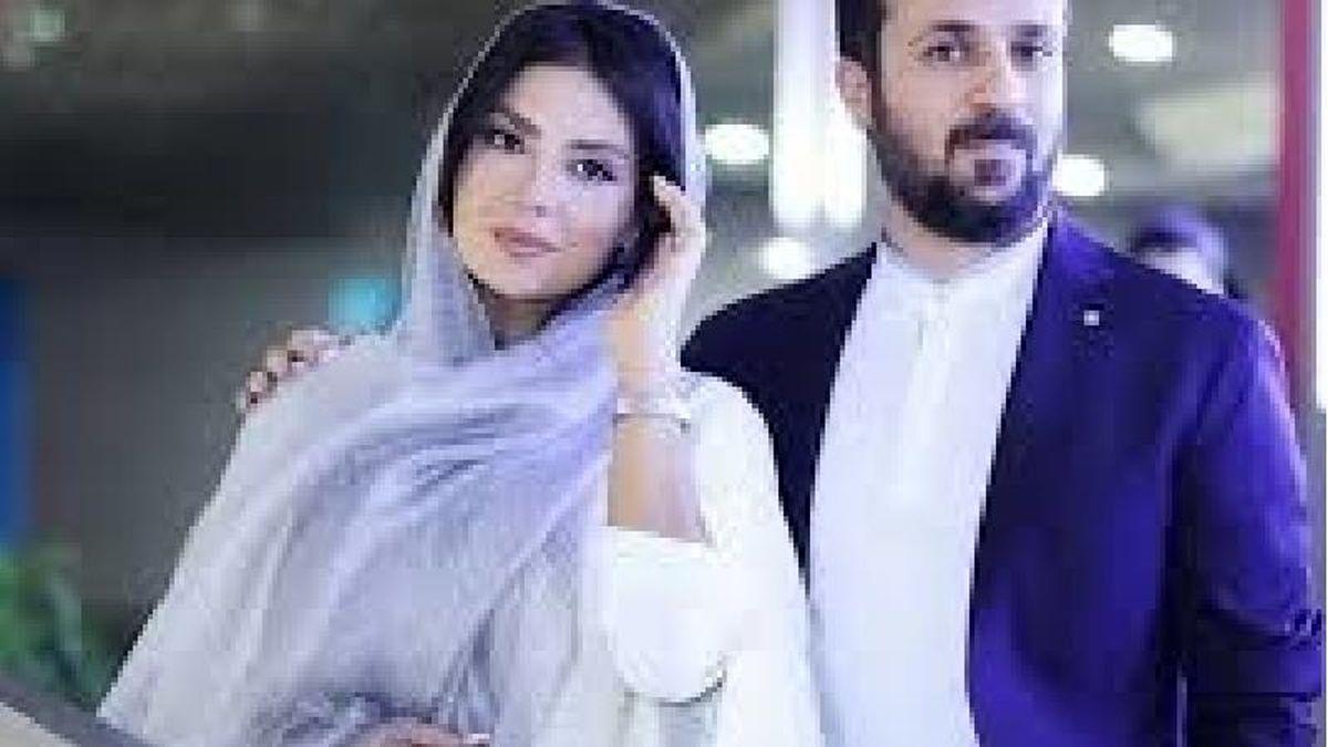 رقص لورفته بازیگر معروف پایتخت در مهمانی بزرگ + فیلم جنجالی