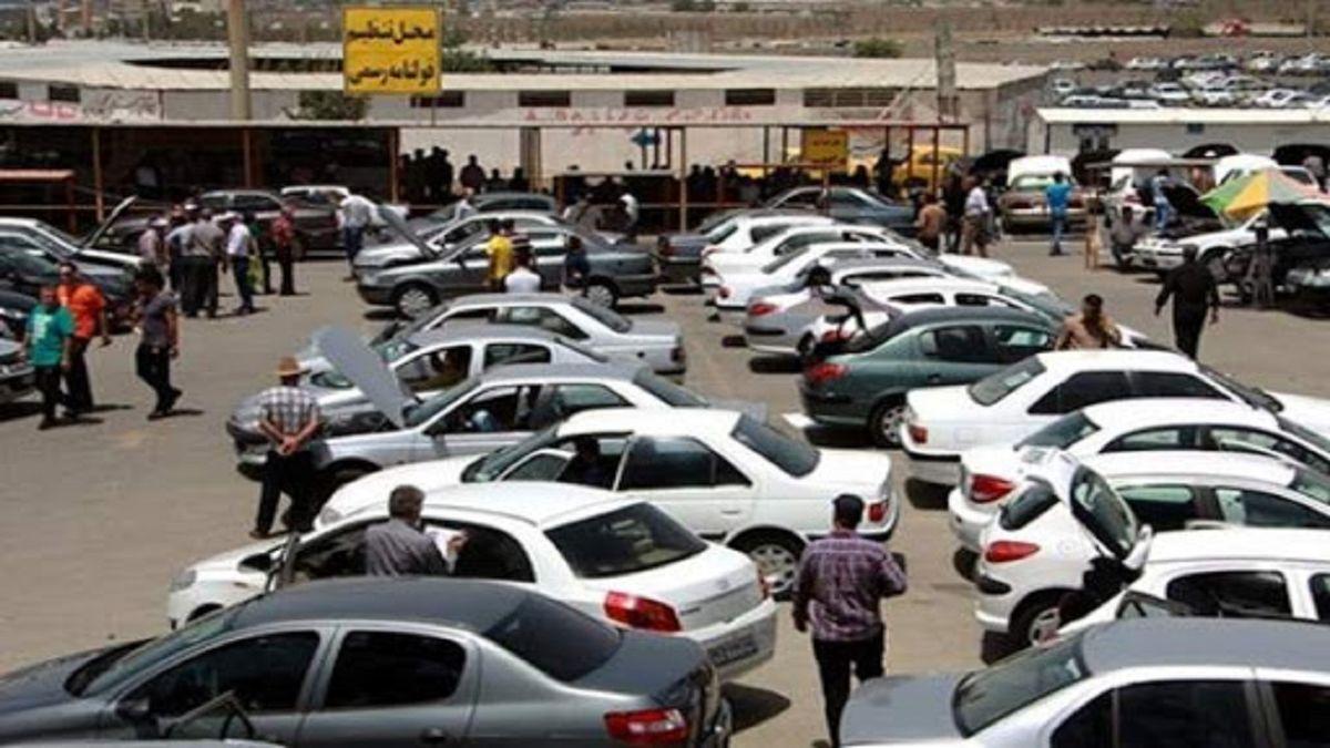 قیمت روز خودرو در بازار چهارشنبه 13 اسفند + جدول