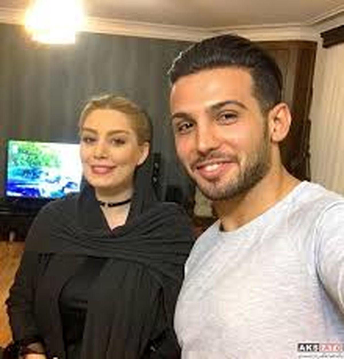 سحر قریشی در قایق تفریحی لاکچری در ترکیه غوغا به پا کرد + فیلم لورفته